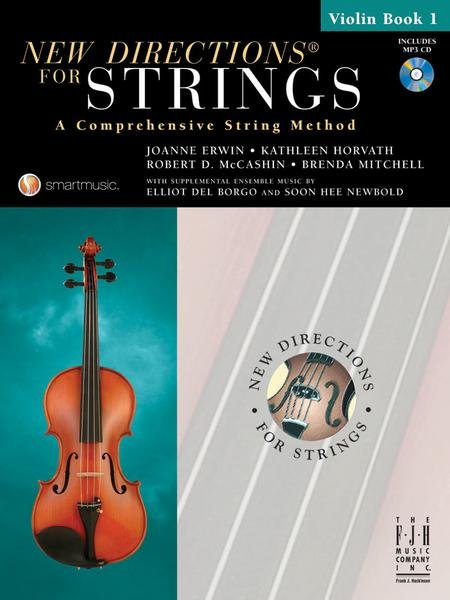 New Directions for Strings Book 1 for Violin