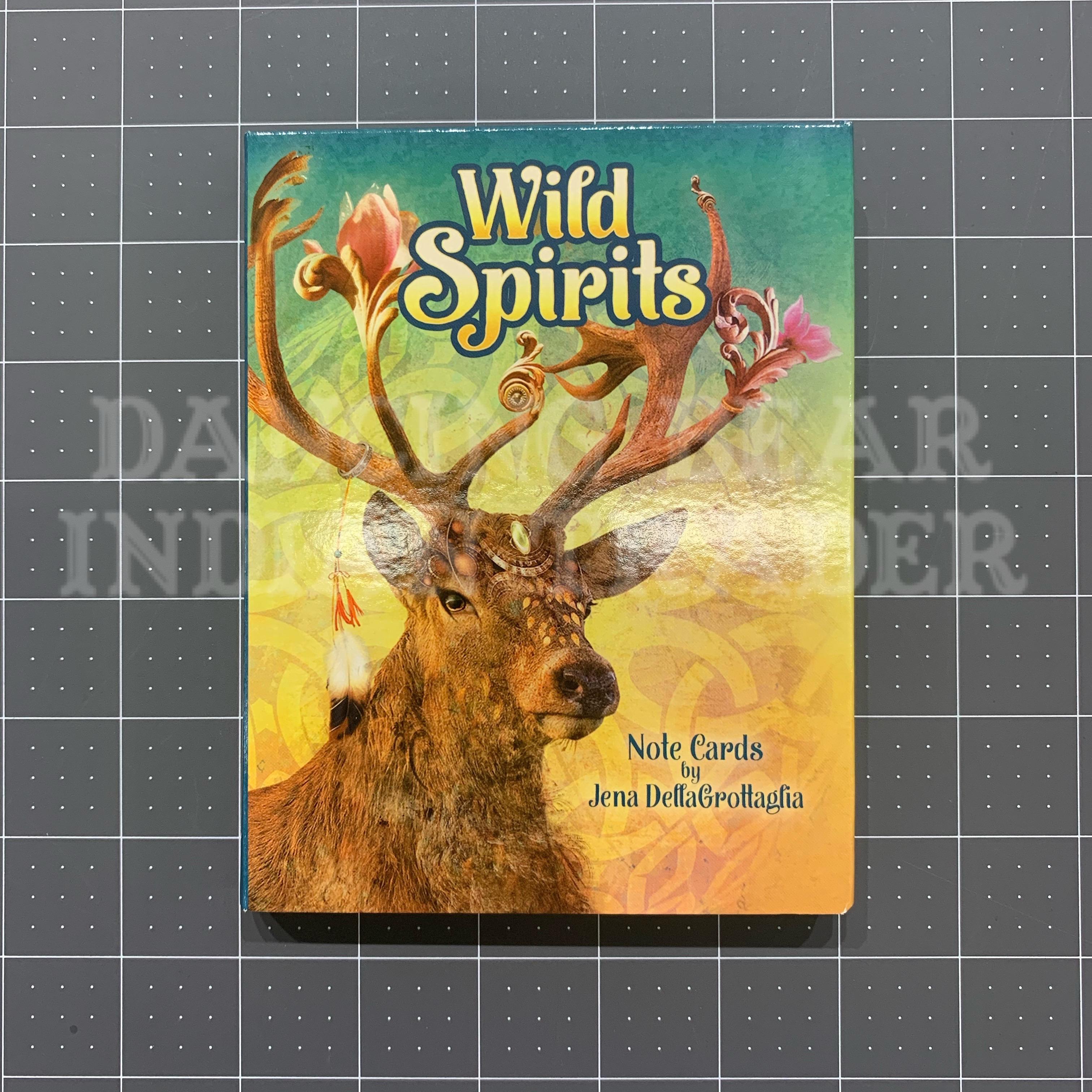 Wild Spirits Note Cards by Jena DellaGrottaglia