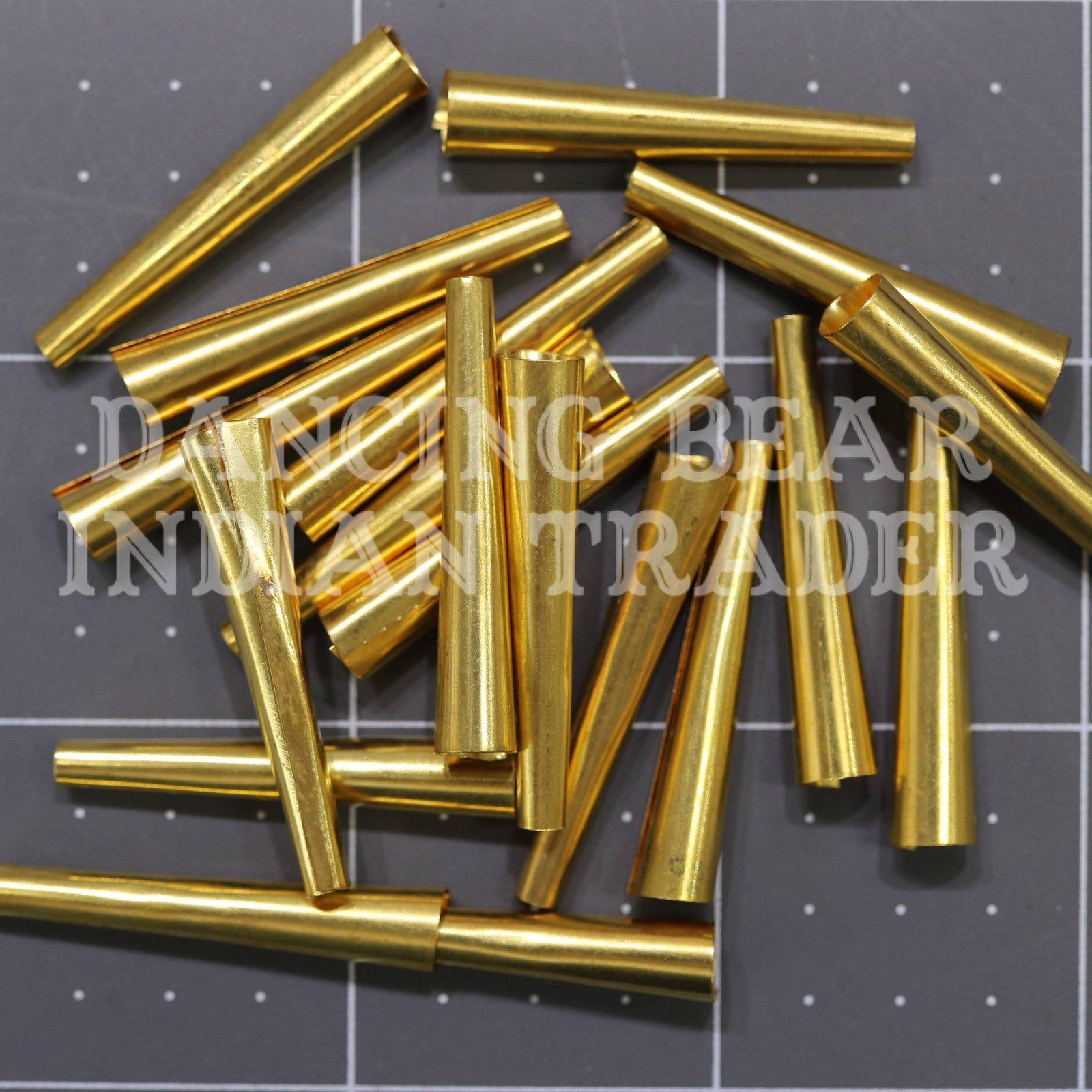 1-1/4 Brass Cones 100 pcs