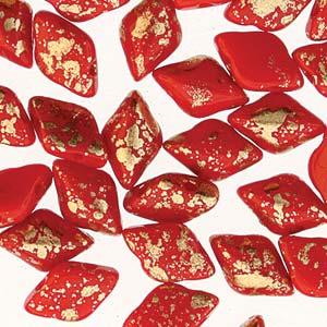 Gemduo Red Gold Splash