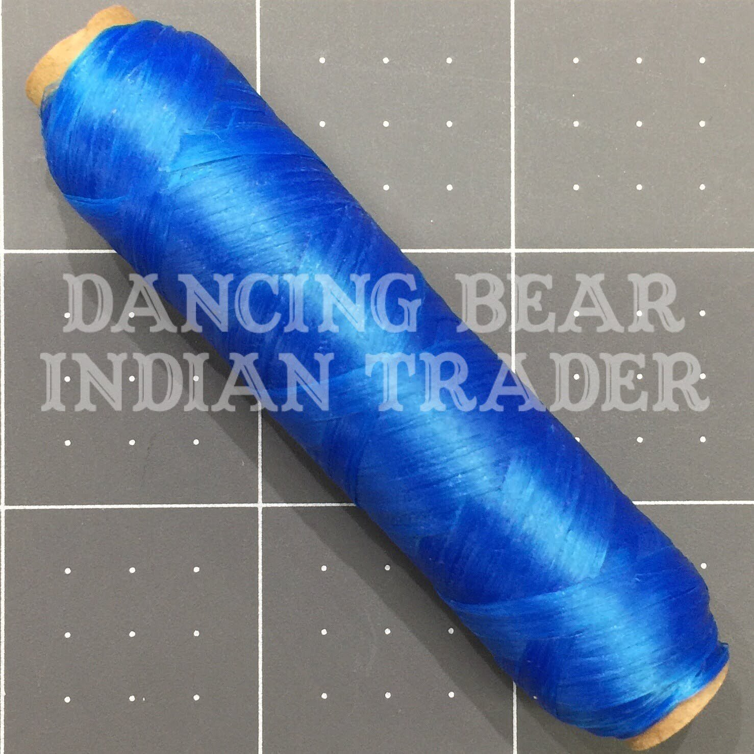 US Sinew Bobbin Blue