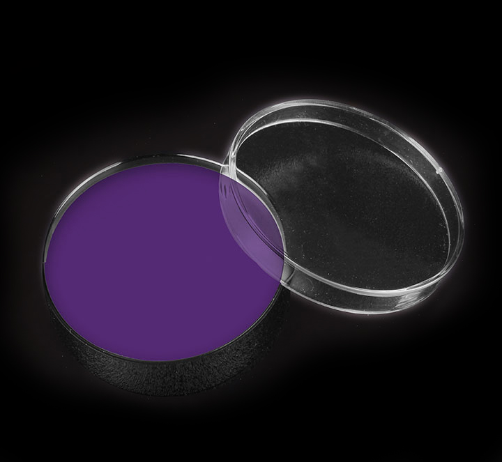 Mehron Color Cup Purple .5 oz