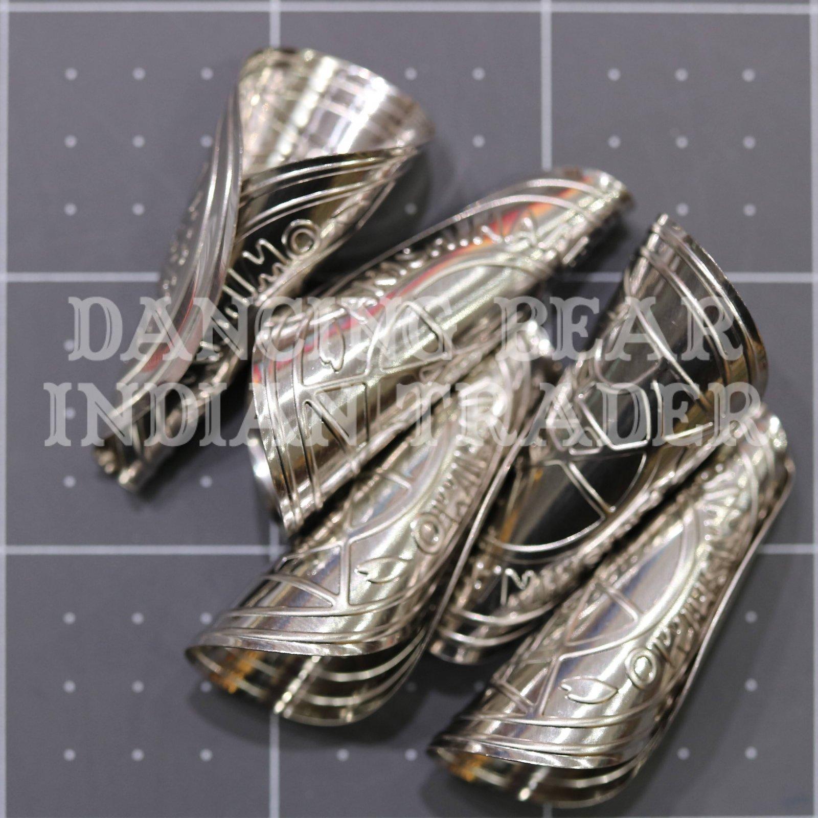 Anishinaabe Bimishimo Child Jingles 100 pc Nickel Silver