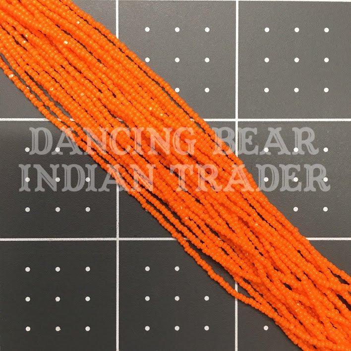 15c-116OP Dark Orange, Short Hank