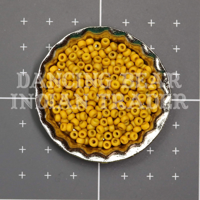 110-F400J Matte Mustard OP Japanese 11/0