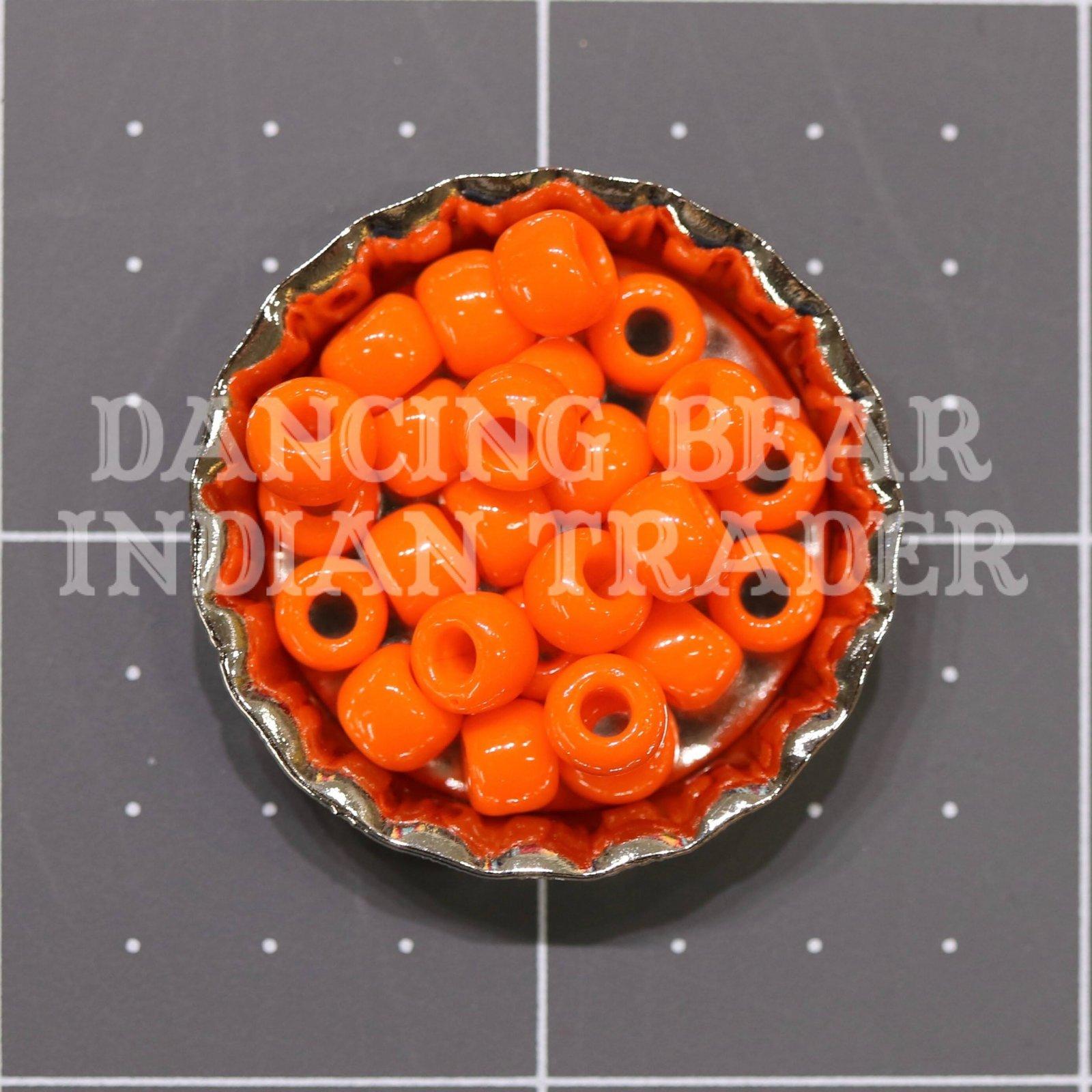30-406 Dk Orange OP Japanese 3/0