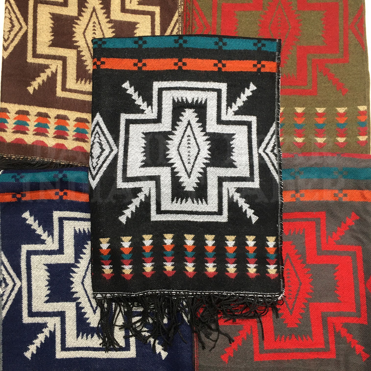 Reversible Shawls, More colors