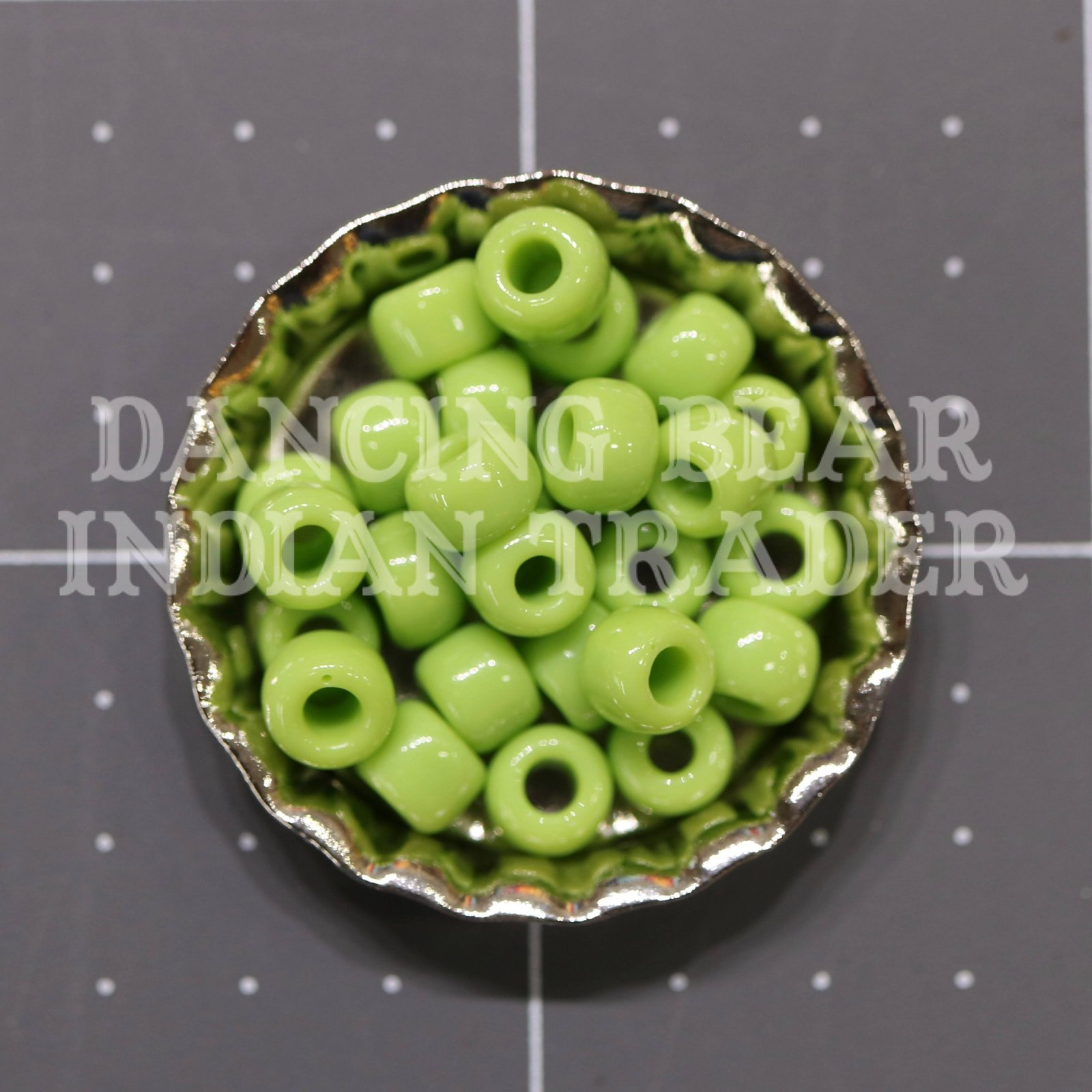 30-411A Lime Green Japanese 3/0
