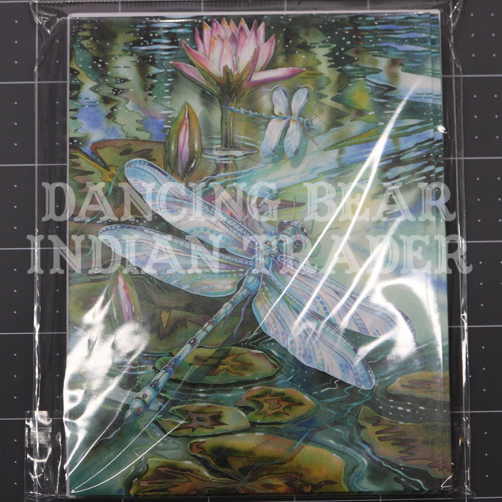 Dragonfly Note Cards 8 pack