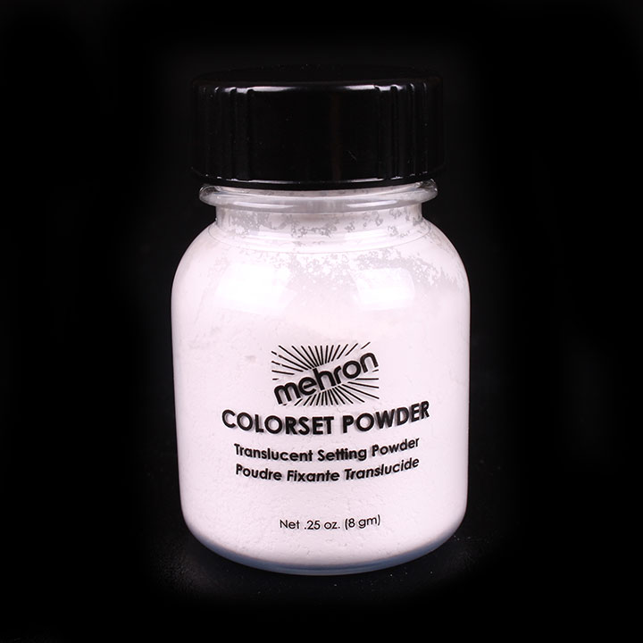 Mehron Color Set Powder .25oz