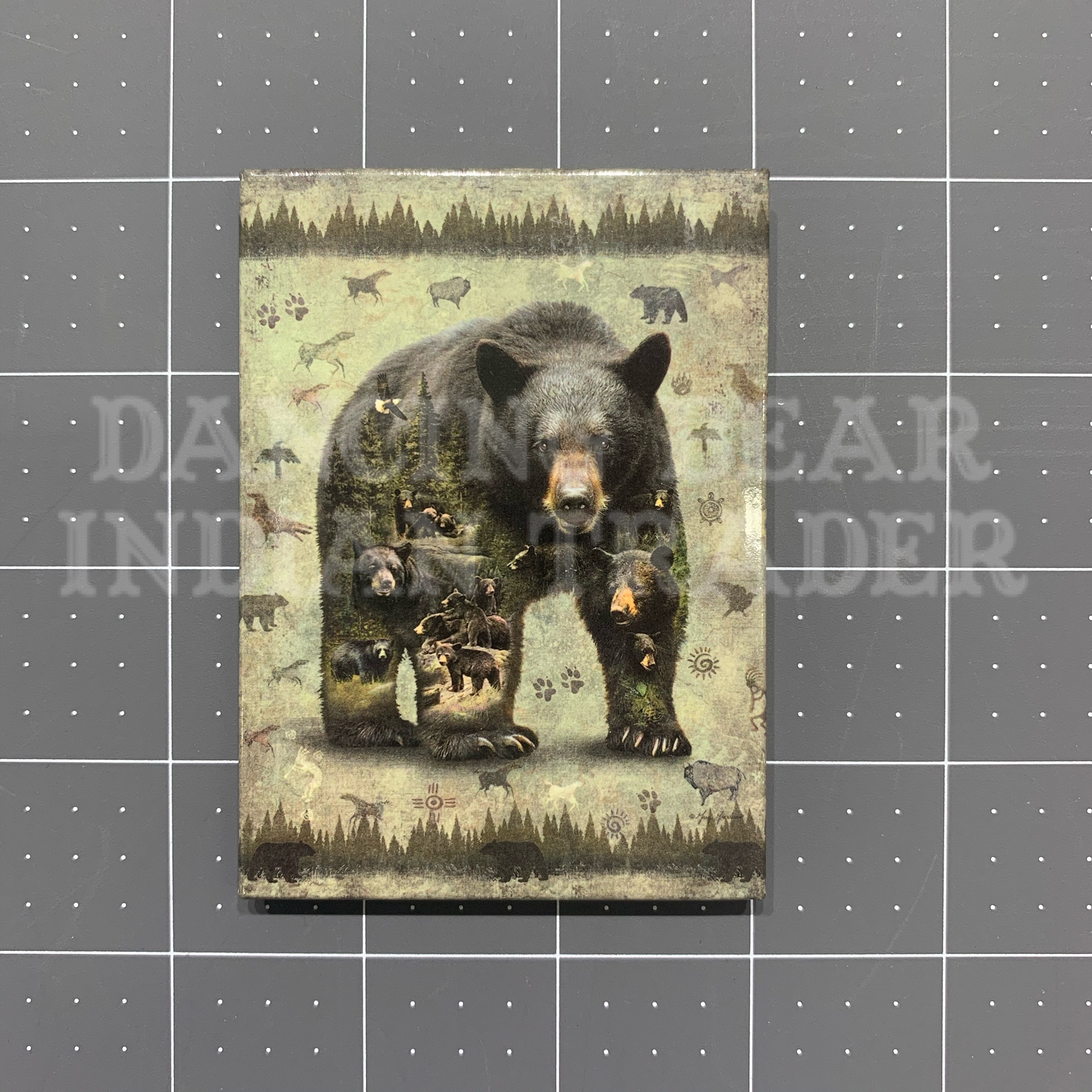 MGR31525 Bear Magnet