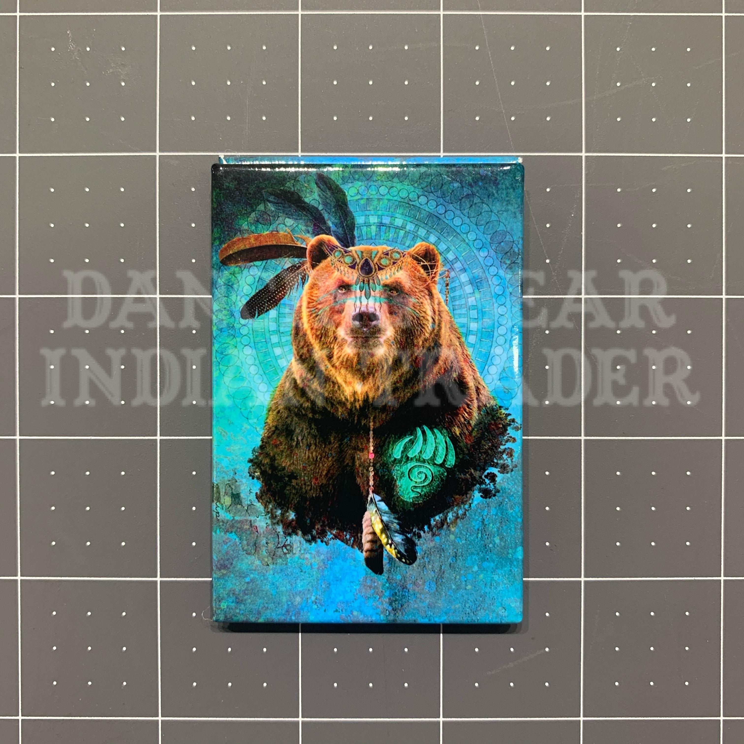 MAG67359 Bear Magnet