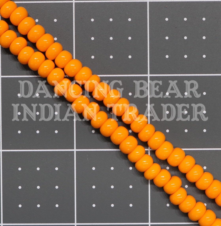 1/0-121OP Opaque Light Orange