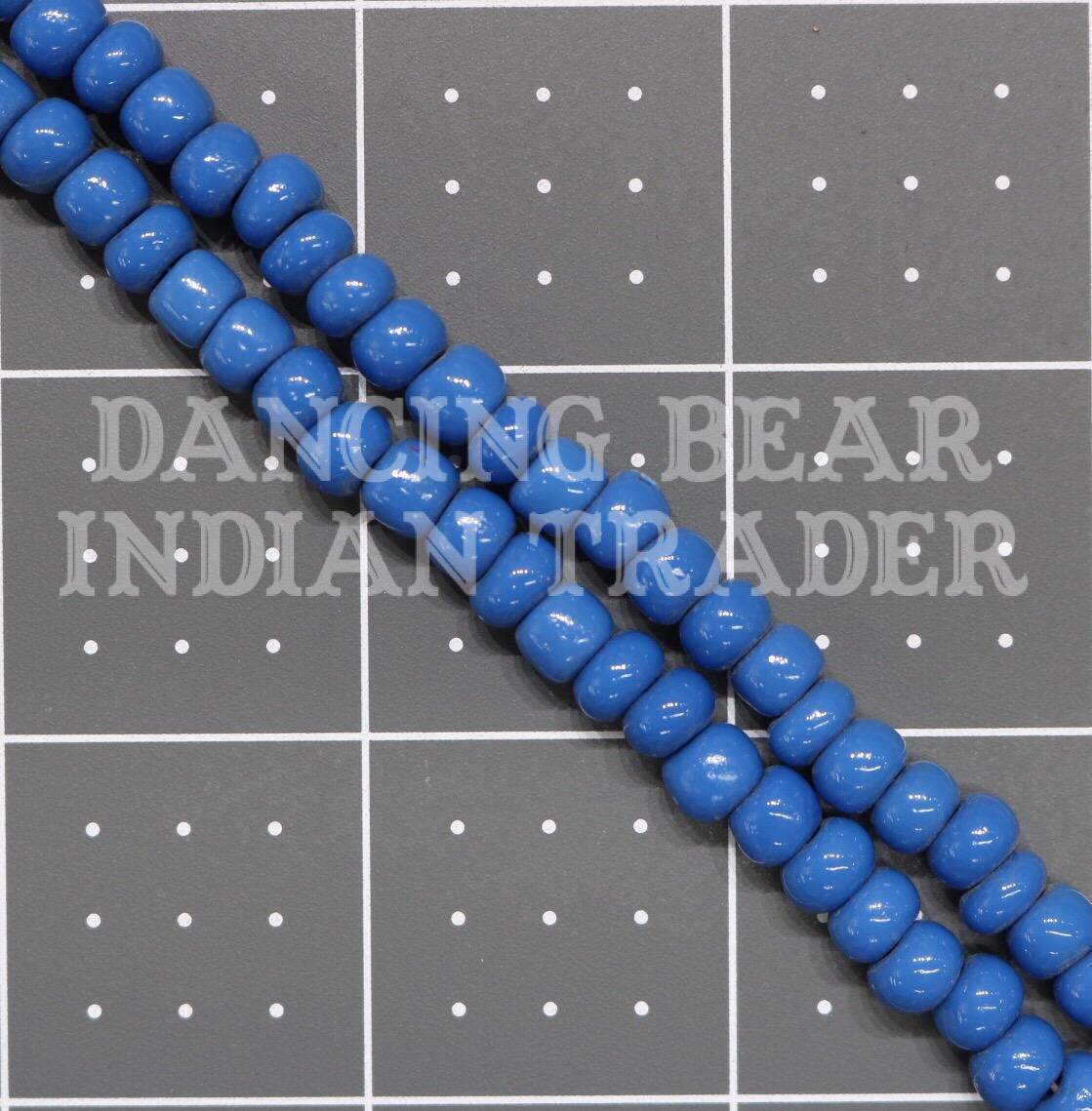 1/0-236OP Opaque Teal Blue
