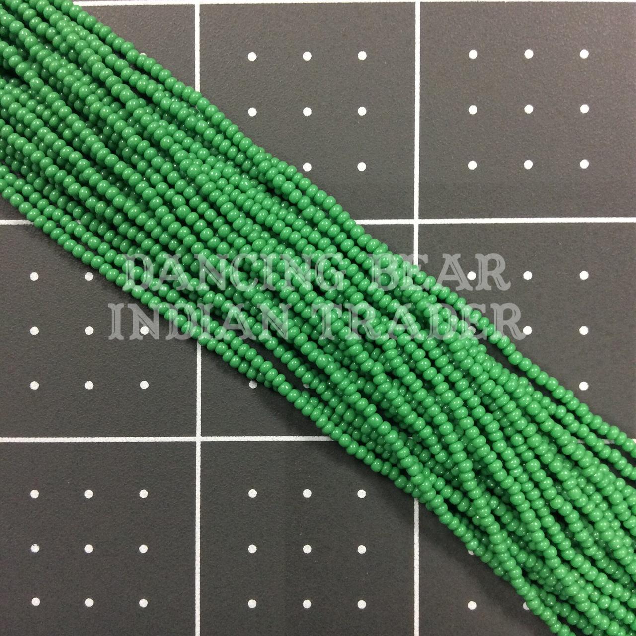 12/0-218OP Medium Green