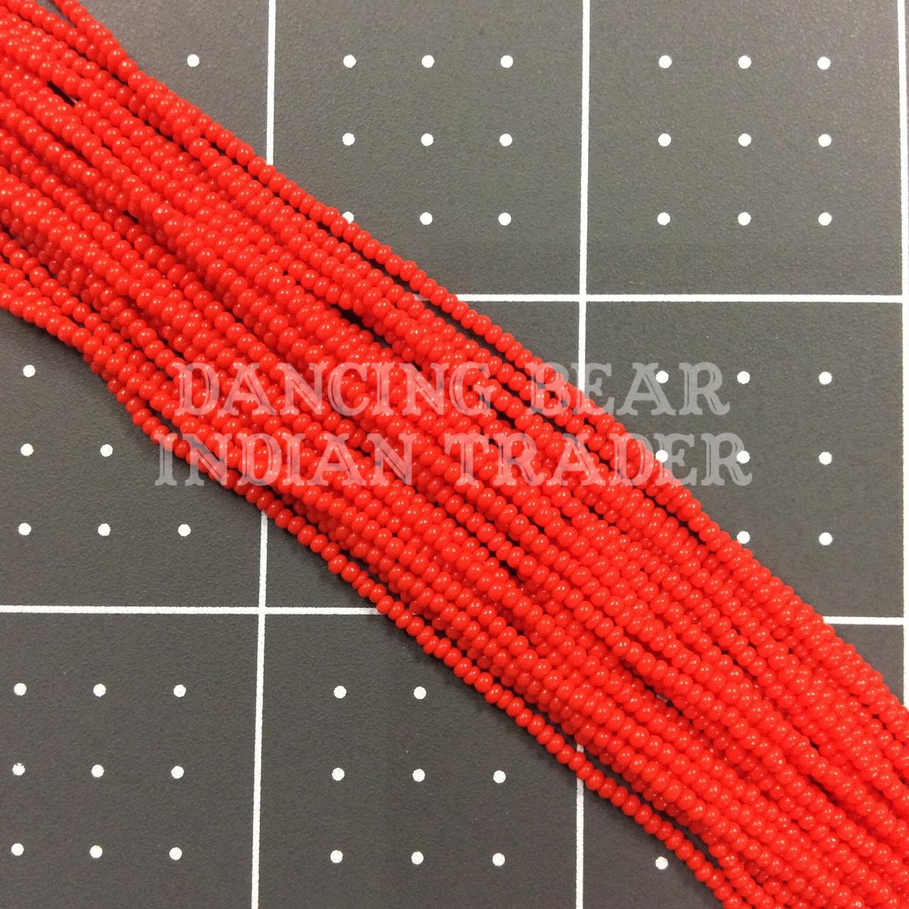13/0-075OP Red Orange