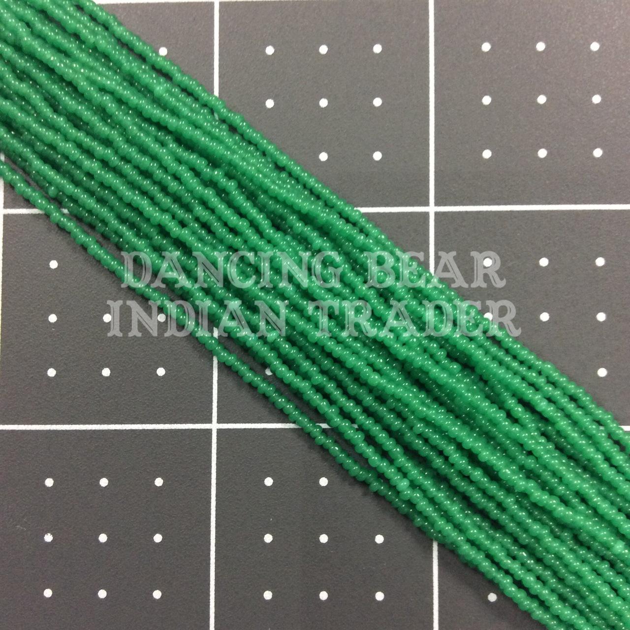 13/0-226 Greasy Green