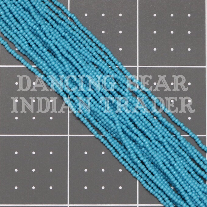 13/0-242OP Turquoise Blue