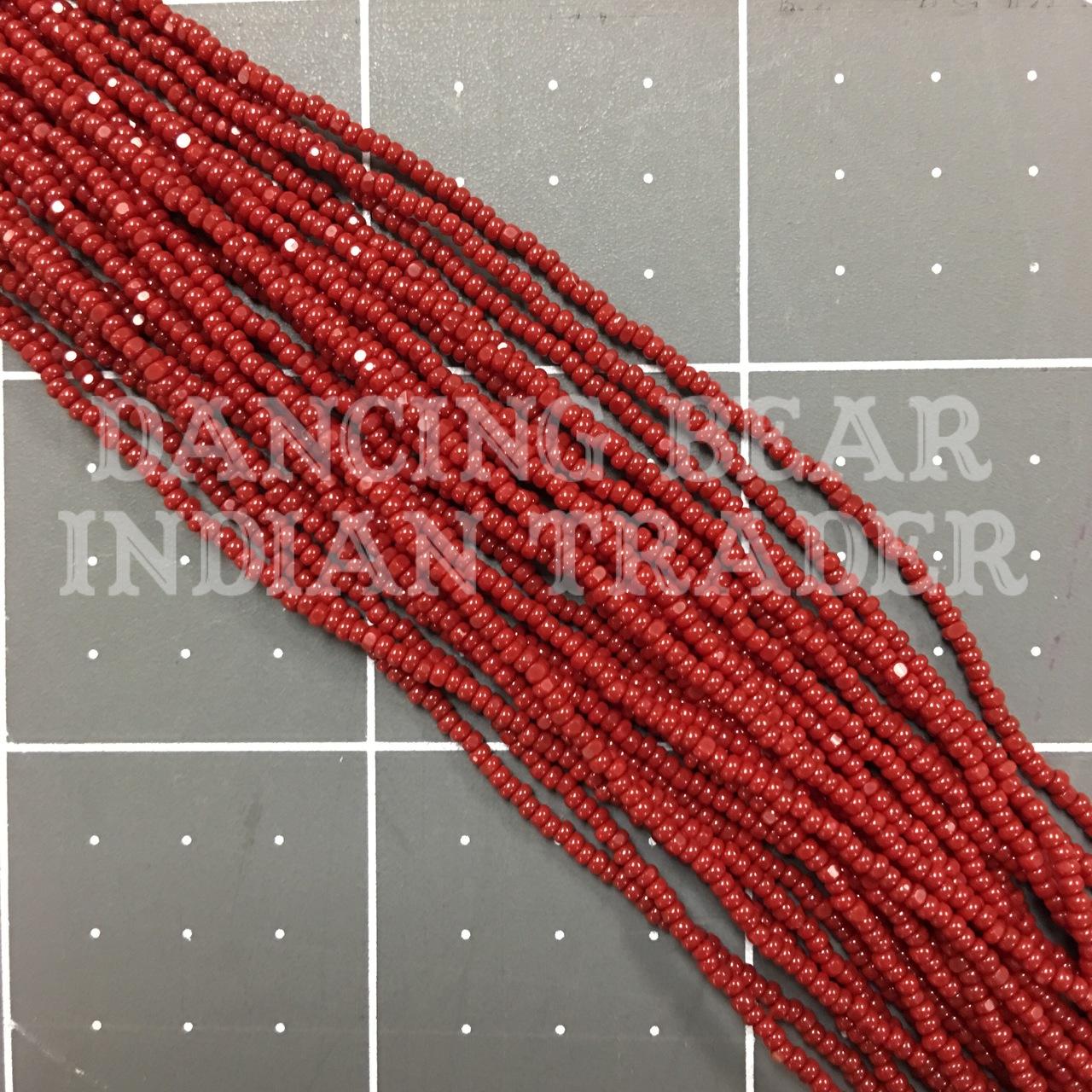 13c-082OP Opaque Dark Red
