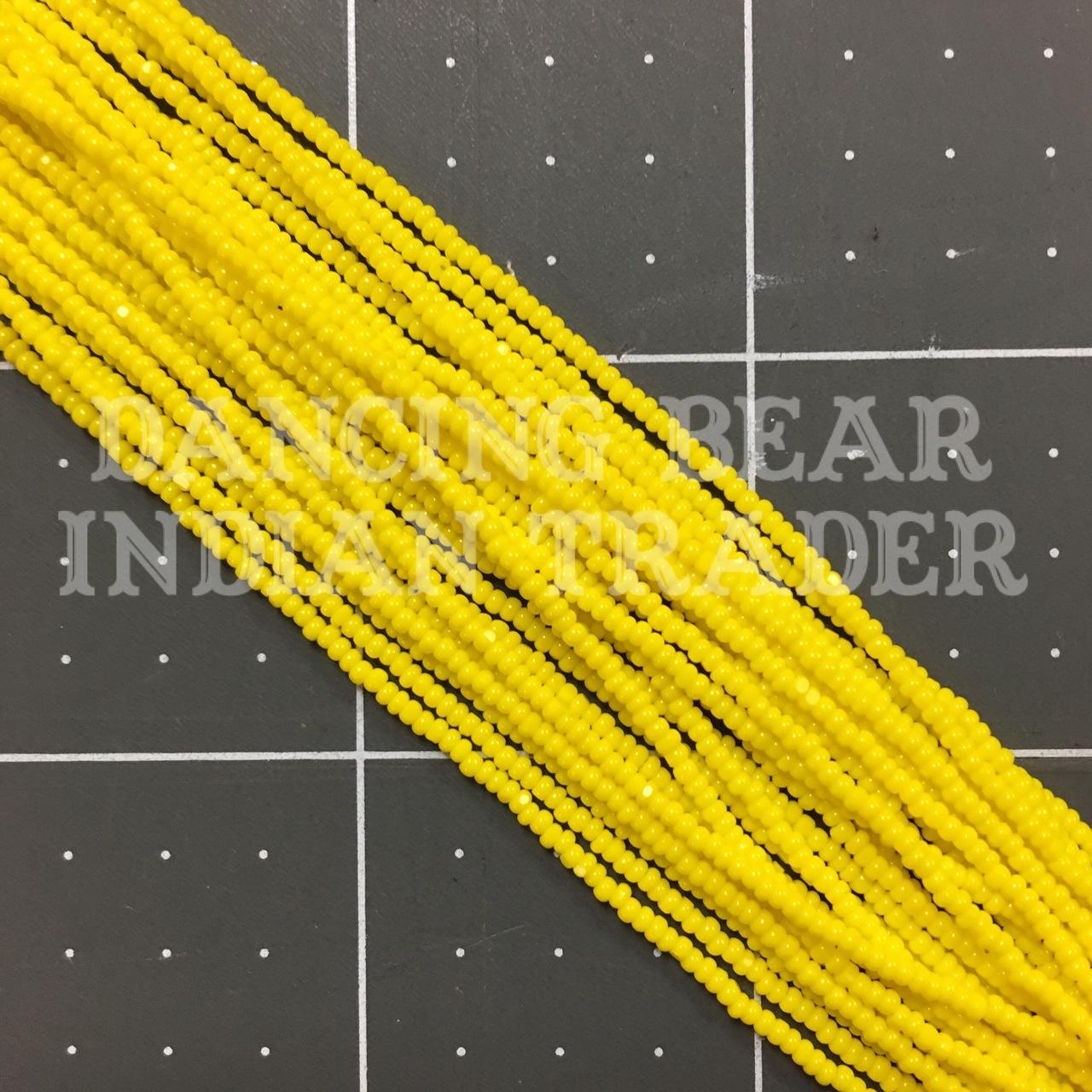13c-147OP Opaque Corn Dk Yellow