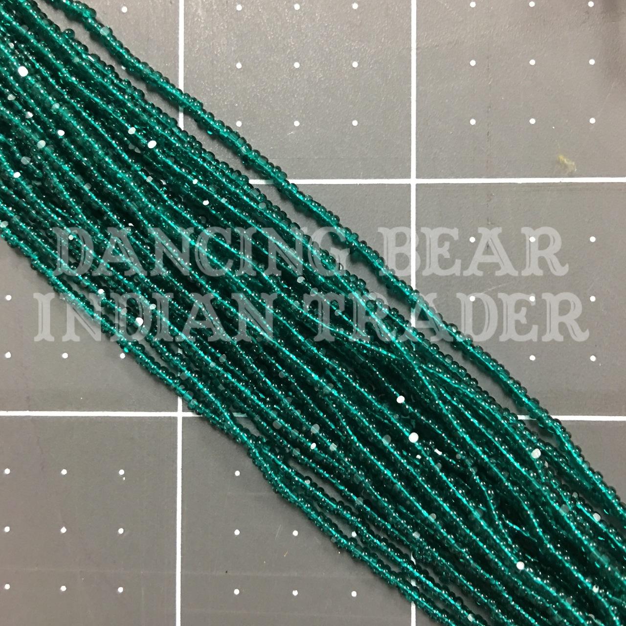 13c-215TR Transparent Emerald Green