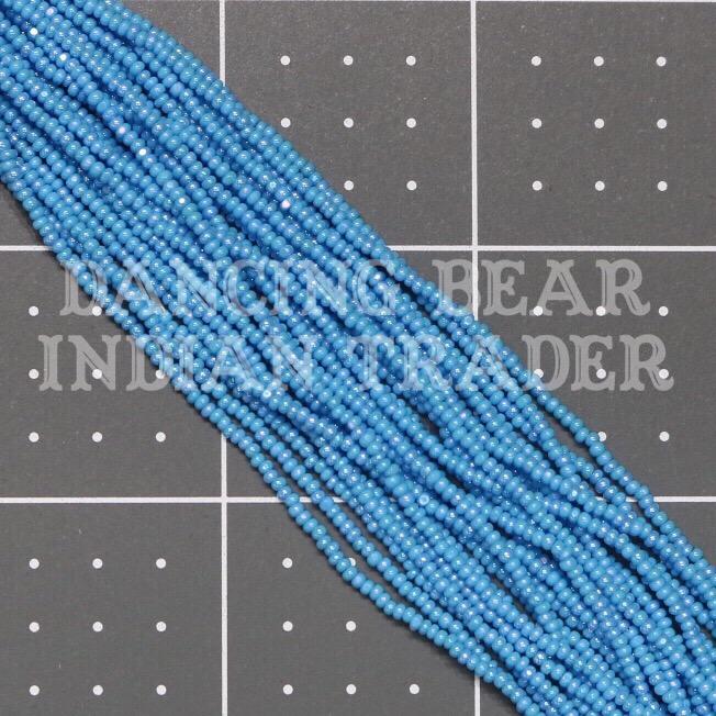 13c-245AB Dk Turq Blue AB