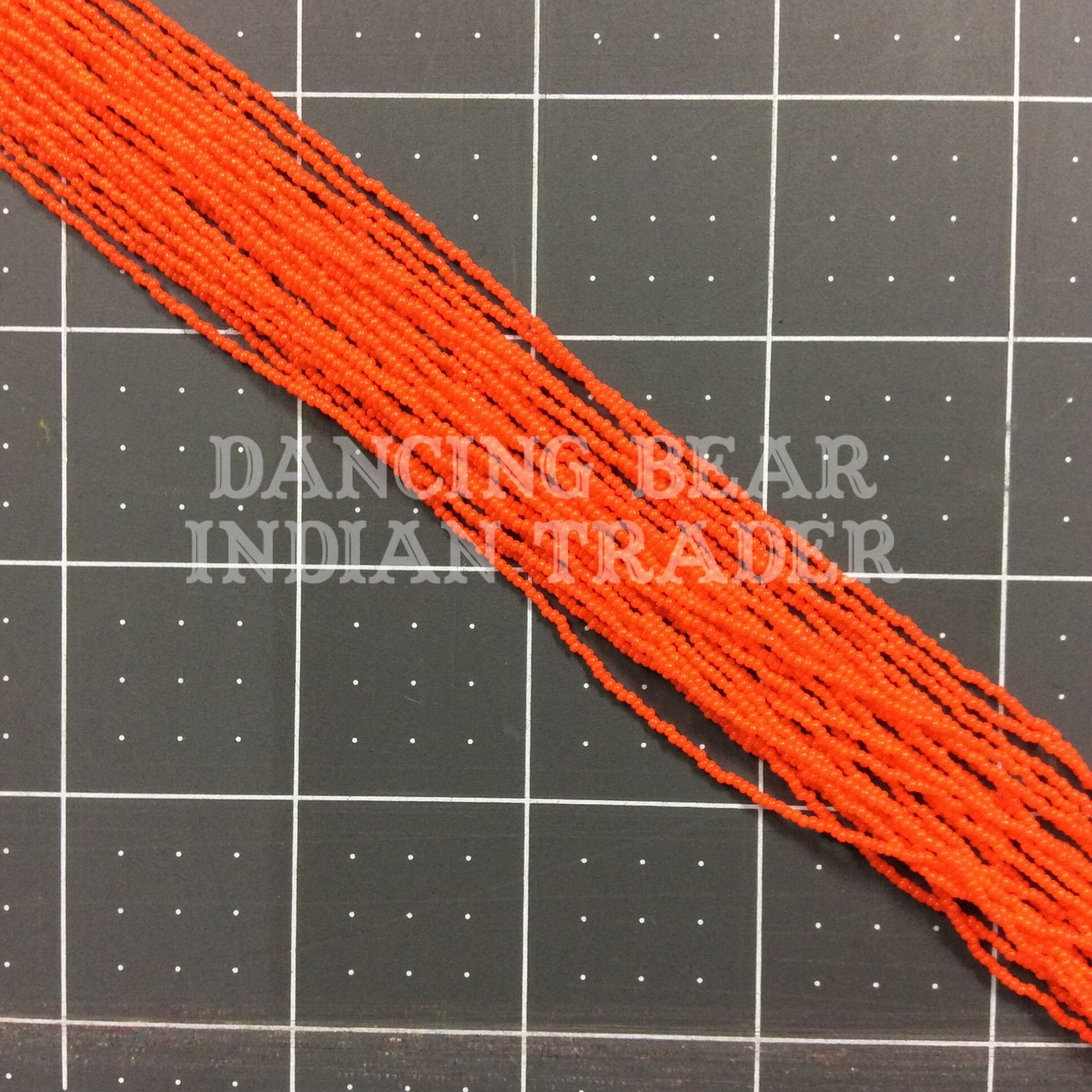 15/0-116OP Dk Orange Opaque