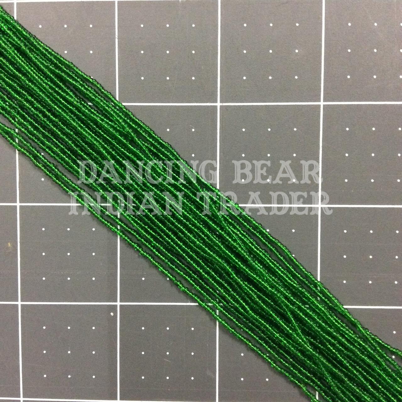 15/0-212TR Dk Green Transparent