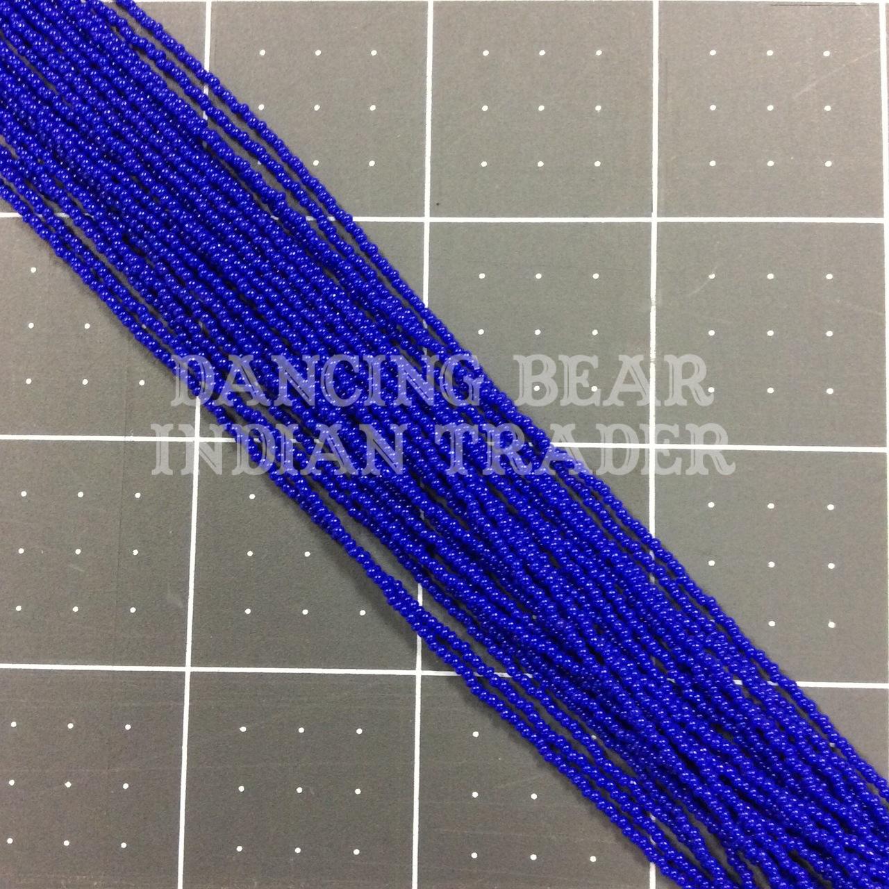 15/0-260OP Royal Blue Opaque