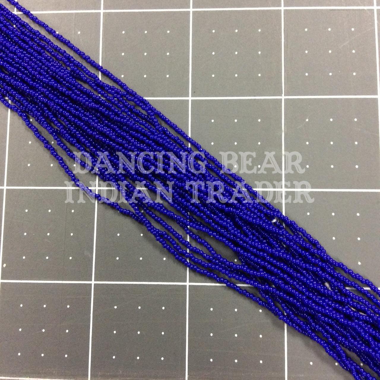 15/0-265OP Navy Blue Opaque