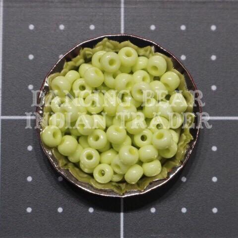 6/0-200T Avocado Pastel Green Tint