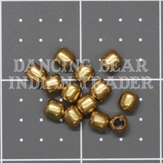 6mm Old Time Beads 25pcs