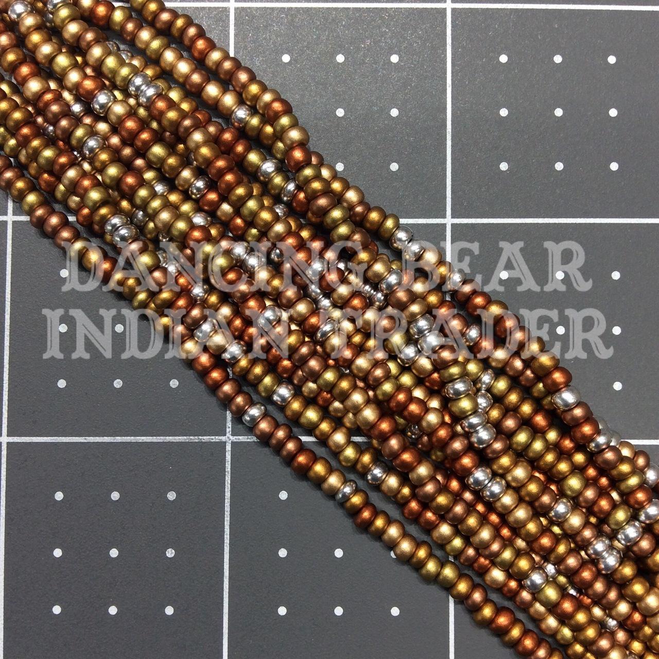 8/0-M634 Supra Metallic Mix 1/2 Hk