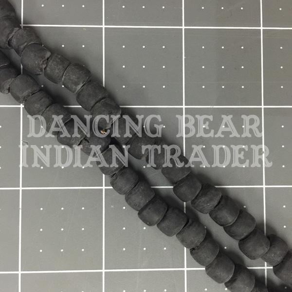 Crow Beads Black Matte OP #001M