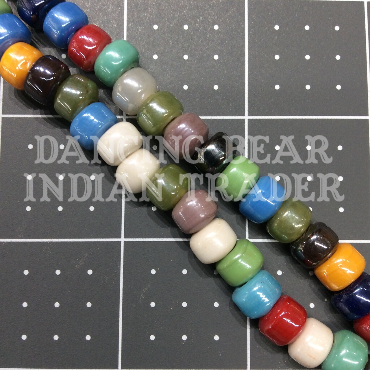 Crow Beads Luster Mix