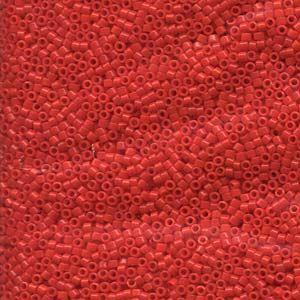 Delica DB727-50 11/0 Approx 50 gram Opaque Lt Siam