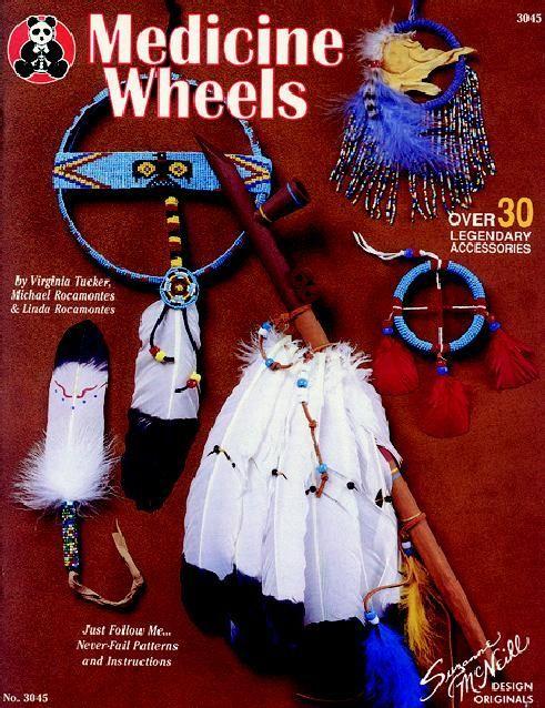 Design Originals 3045, Medicine Wheels
