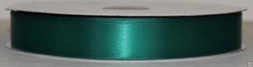 Satin Ribbon 5/8 Emerald #215