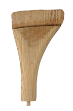 Fan Handle Large Right Wing