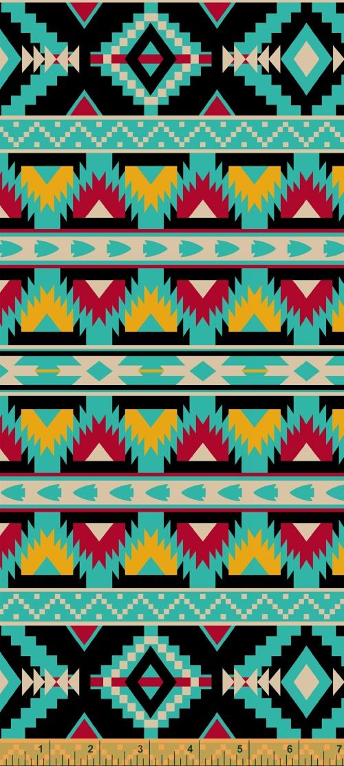 Four Winds Arrow Stripe Multi