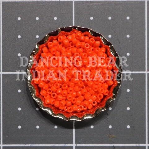 110-406 Dk Orange OP Japanese 11/0