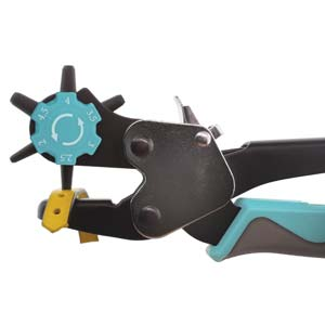 Leather Punch Pliers Deluxe