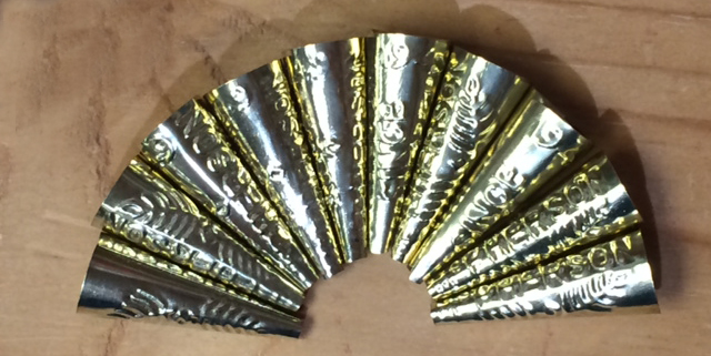 McPherson Toddler Jingles 50 pc Gold