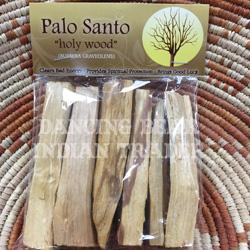 Palo Santo holy wood