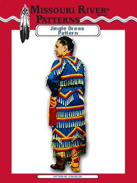 Pattern Womens Jingle Dress