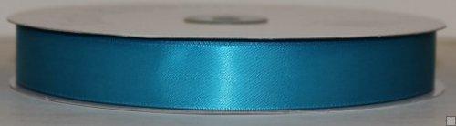 Satin Ribbon 1.5 Turquoise #244 50 yds