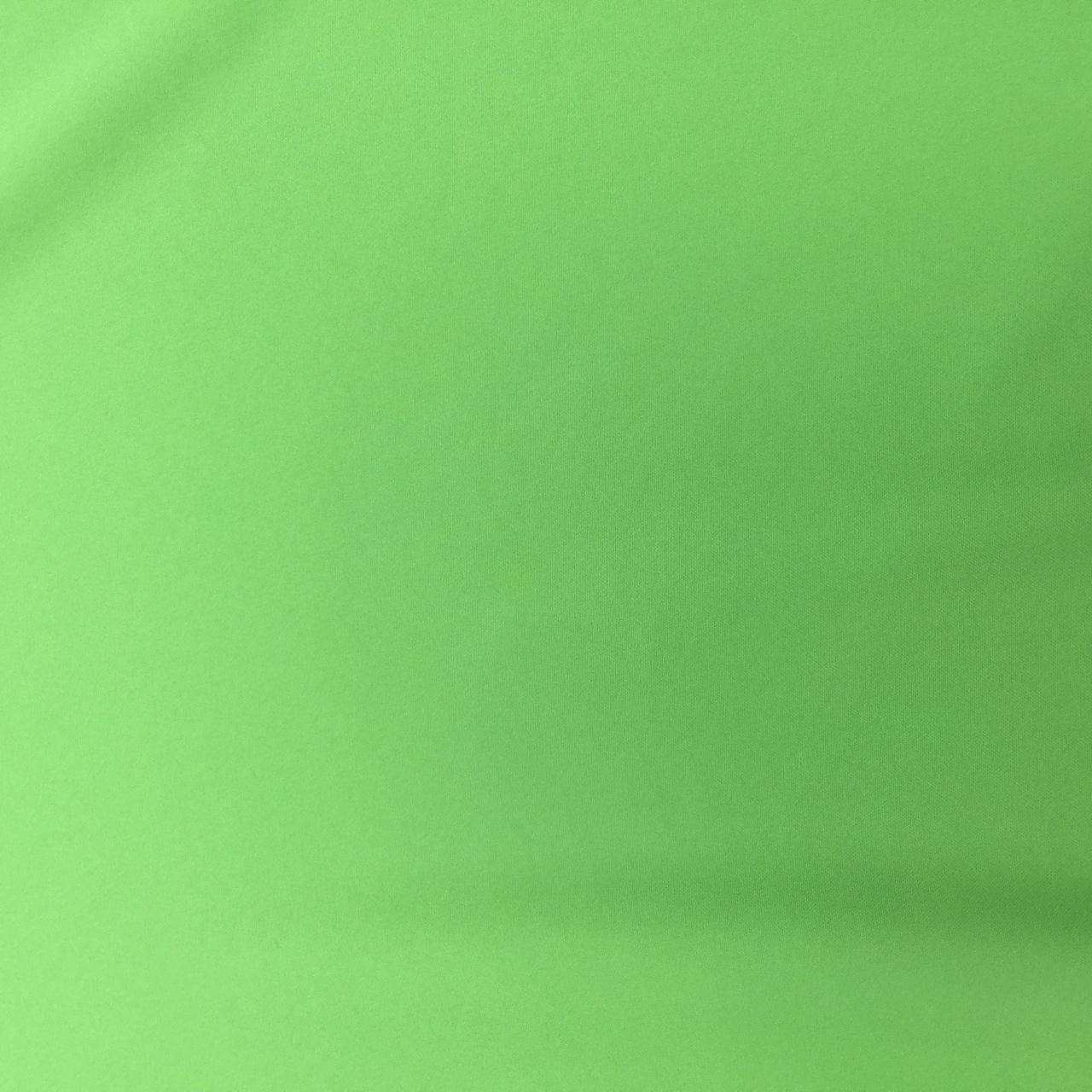 Shawl Cut 2 yds Lime Green
