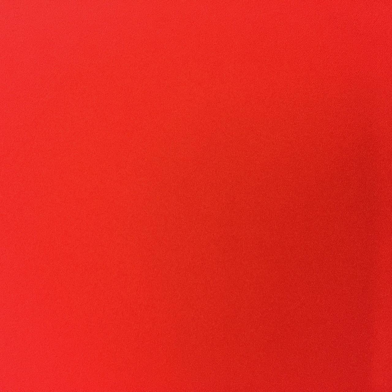 Shawl Cut 2 yds Red