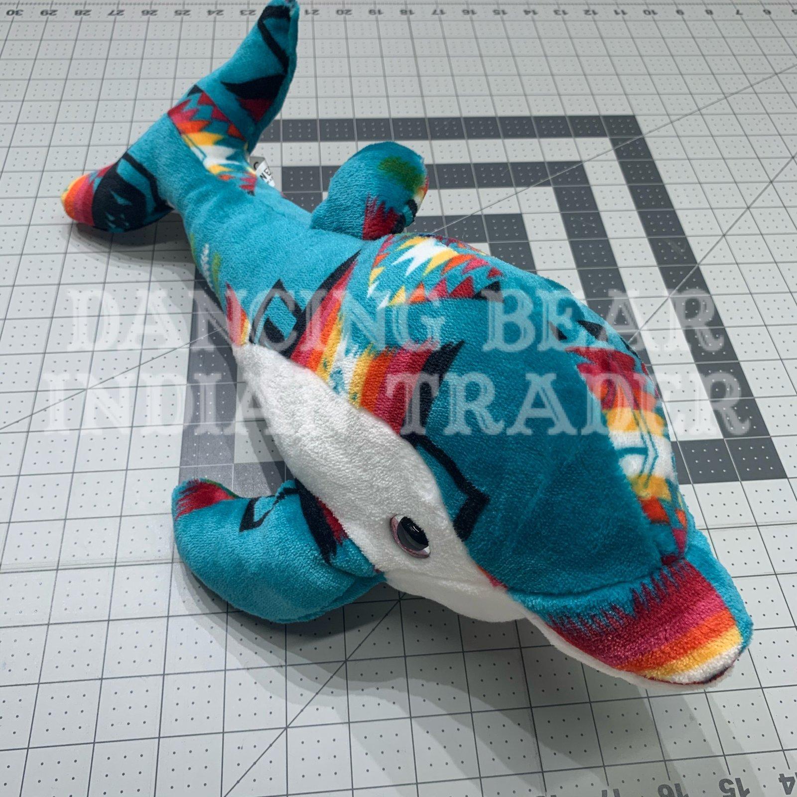 Plush Animal Dolphin