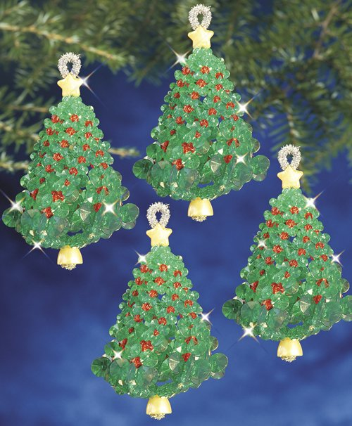 Christmas Ornament Kit 7212 Tree